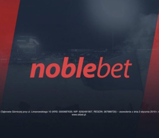 bukmacher noblebet online bonusy